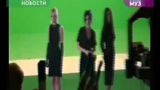 """Лена Темникова про съёмки клипа """"Скажи,не молчи"""""""
