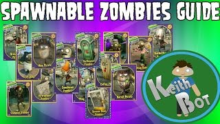 Spawnable Zombies Guide (Zombie Reinforcements) thumbnail