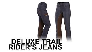 Deluxe Trail Rider's Jeans