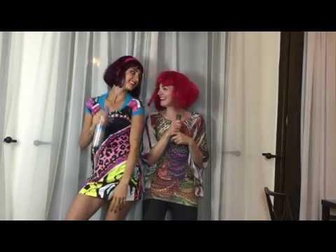 Lip Sync Ladies Spice Girls-Wannabe