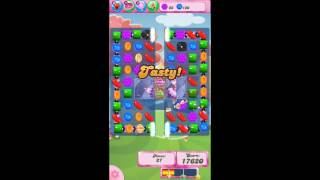 Candy Crush Saga Level 650 - NO BOOSTERS