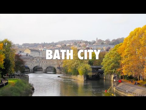 BATH CITY ENGLAND