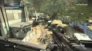 Call of Duty Ghosts Squads Gameplay