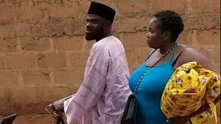 Chief Imo and His New Arrival Wife Meets Maggi - Chief Imo Comedy