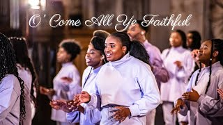 O' Come All Ye Faithful (Bless The Lord)   The Spirituals Choir (Official Music Video)