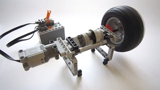 Lego Technic Free Wheel