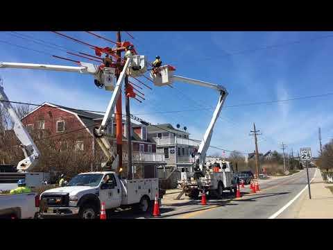 BIPCo pole work