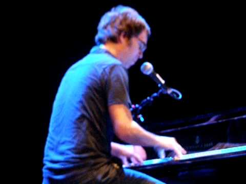 Ben Folds- You To Thank (Live in Houston)