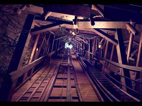 Grimestone Mine - The Gold Rush Ride [Darkride: Planet Coaster]