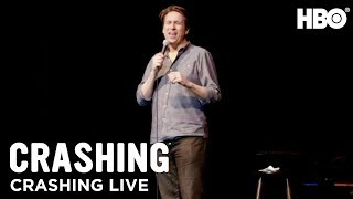 Crashing Live w/ Pete Holmes, Pete Davidson, Jamie Lee, John Mulaney & More | HBO