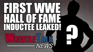 Gambar cover Backstage TROUBLE At WWE RAW! First Hall of Fame 2017 Inductee Leaked!   WrestleTalk News Jan. 2017