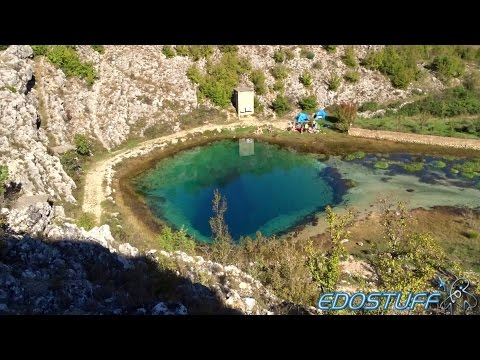 Izvor Cetine / Source of the River Cetina - Croatia Full HD