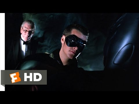 Batman Forever (9/10) Movie CLIP - Batman and Robin Partner Up (1995) HD