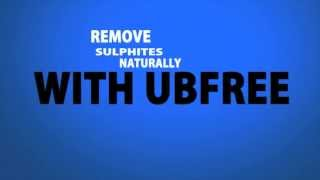 Remove Sulphites with UBfree NZ