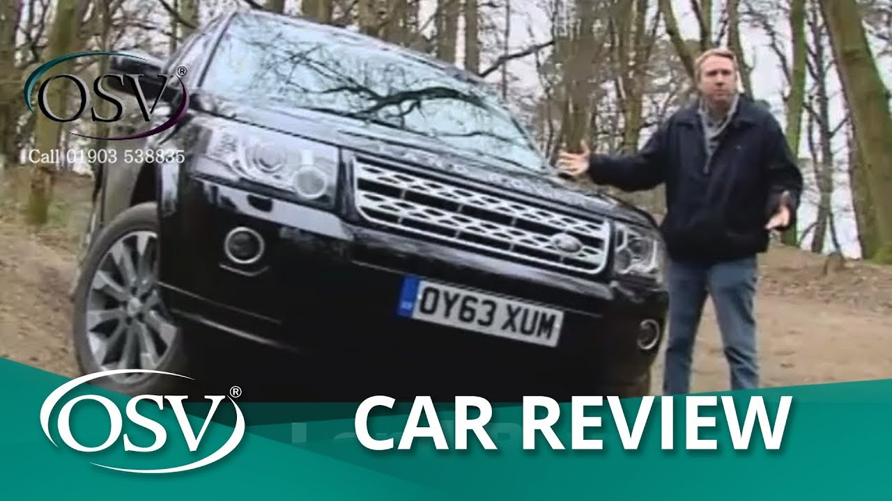 land rover freelander 2 review youtube. Black Bedroom Furniture Sets. Home Design Ideas