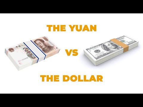 Can The Digital Chinese Yuan Destabilize The U.S. Dollar? Will China's Yuan Compete With The Dollar?