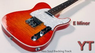 Neo Soul Rnb Backing Track in E Minor