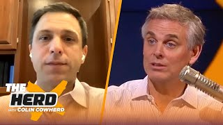 Chiefs' GM Brett Veach says Mahomes is worth $500M deal, talks Chris Jones & Andy Reid | THE HERD