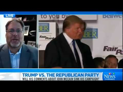 Trump vs. the Republican Party