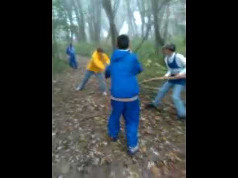 The Spartan Fight in Brown County, Ohio