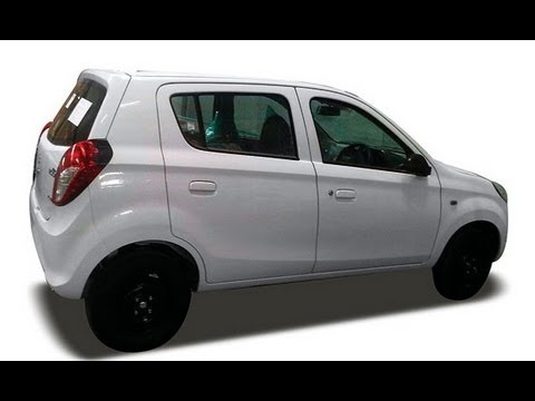 Maruti Suzuki to roll out new Alto 800 at Rs  2 lakh - NewsX