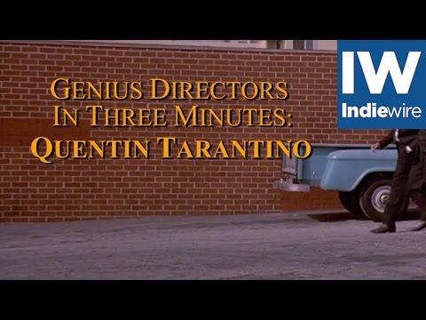 Tarantino's Best Visual Film References... in Three Minutes!