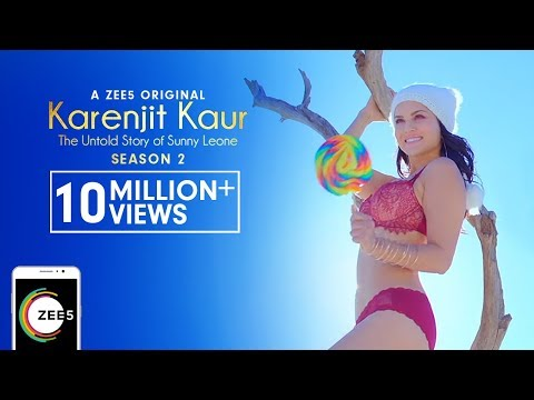 Karenjit Kaur: The Untold Story of Sunny Leone - Season 2 | Uncut Trailer | Streaming Now On ZEE5 from YouTube · Duration:  2 minutes 20 seconds