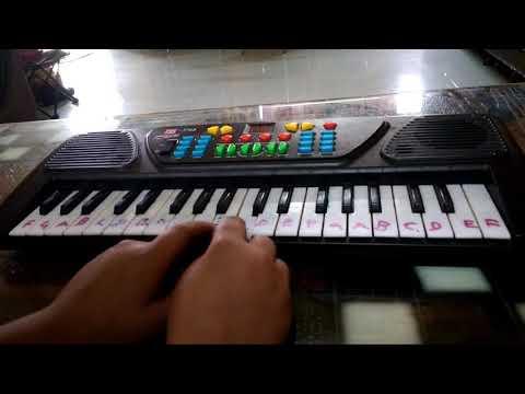 How To Play Mere Rashke Qamar On Piano 🎹