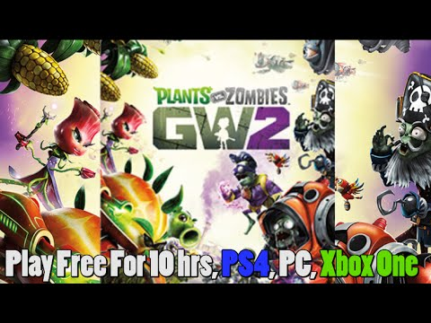 Free 10 Hour Plants VS Zombies Trial Available Now