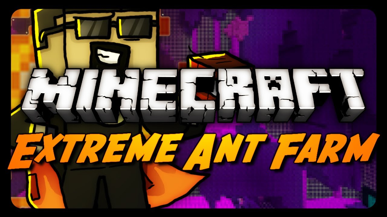 Extreme forbidden ant farm survival the sequel to ant farm.
