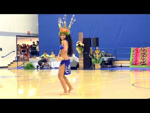 Hura Tahiti 2015 Overall Round - Melanie