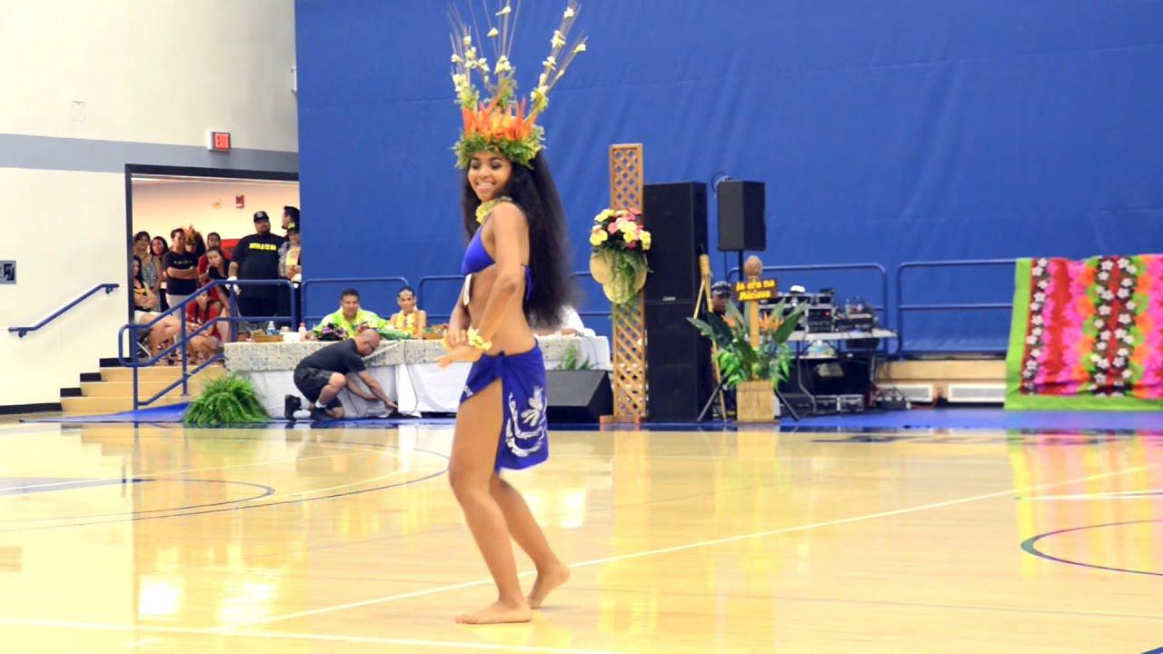 Hura Tahiti Overall Round - Melanie Amen