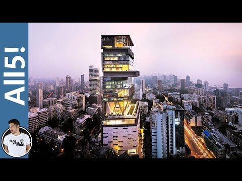 5 Most Expensive Homes In The World!