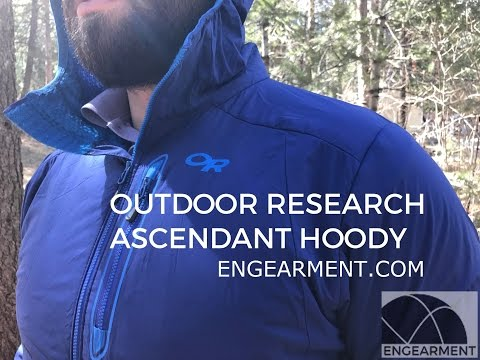 Outdoor Research Ascendant 保暖連帽外套