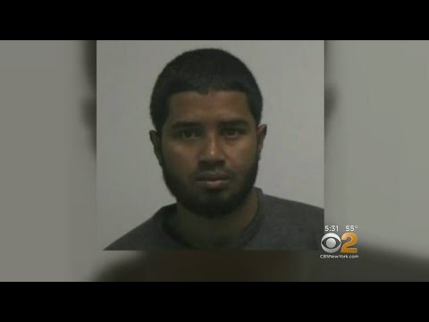 Port Authority Bombing Suspect Heading To Trial