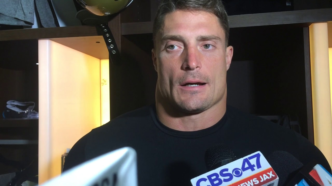 Jaguars LB Paul Posluszny says defense is a work in progress
