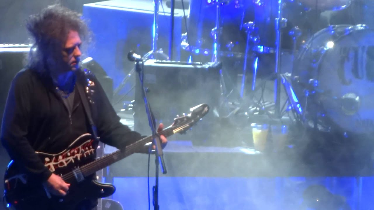 THE CURE - A NIGHT LIKE THIS - LIVE LONDON @ ROYAL ALBERT HALL 28/03/2014