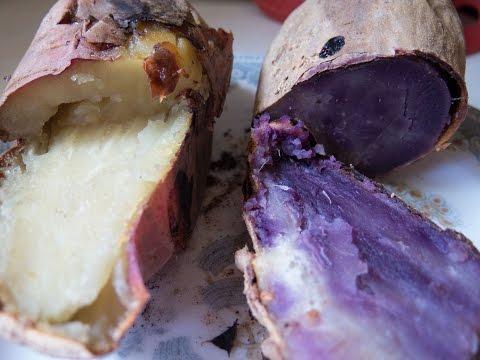 АВСТРАЛИЯ189:Фиолетовый Картофель!