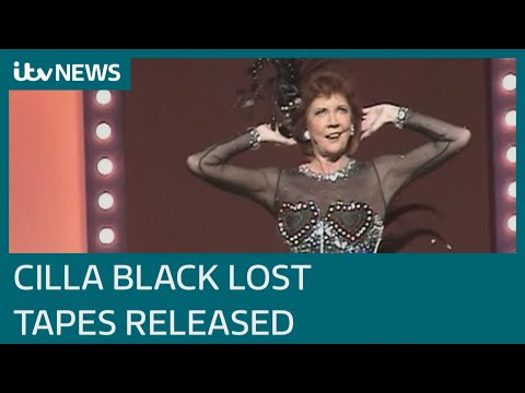 Unseen Cilla Black Footage Revealed In Documentary | ITV News