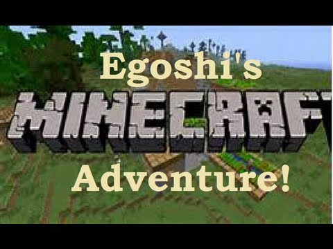 Egoshi's Minecraft Adventure: #1 : Collecting Animals!