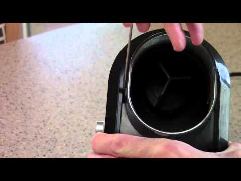 How to clean and fix your Krups GVX coffee grinder