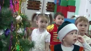 """Новый год 2018 детский сад """"Искорка"""""""