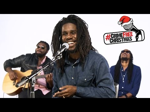 Chronixx - Santa Claus, Do you Ever Come to the Ghetto? @ Crime Free Christmas Project 2016