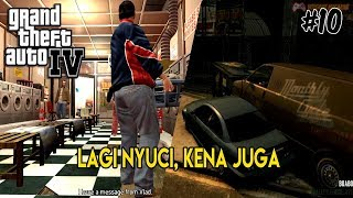 GTA 4 PC GAMEPLAY MISI #10 : HUNG OUT TO DRY