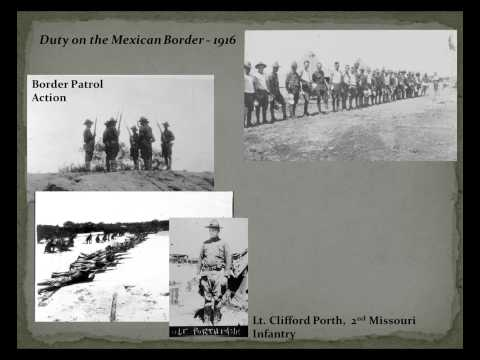 History of the Missouri National Guard