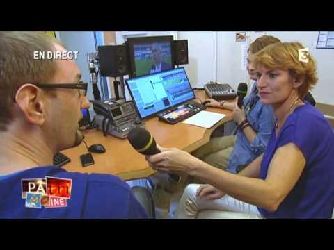 Les Journées du Patrimoine en direct de la station de France 3 Bourgogne