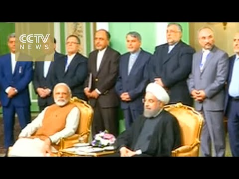 Iran and India sign 12 agreements of understanding