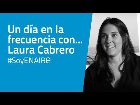 Un día en la frecuencia con... Laura Cabrero, controladora aérea de ENAIRE thumbnail