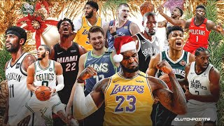 NBA Christmas Schedule! LeBron $85M Extension! 2020 NBA Free Agency