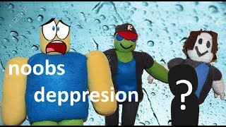 roblox plush series season 2 episode 6 noobs depression